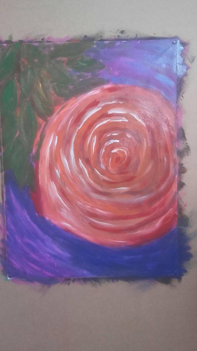 flower by LetMeMakeArt