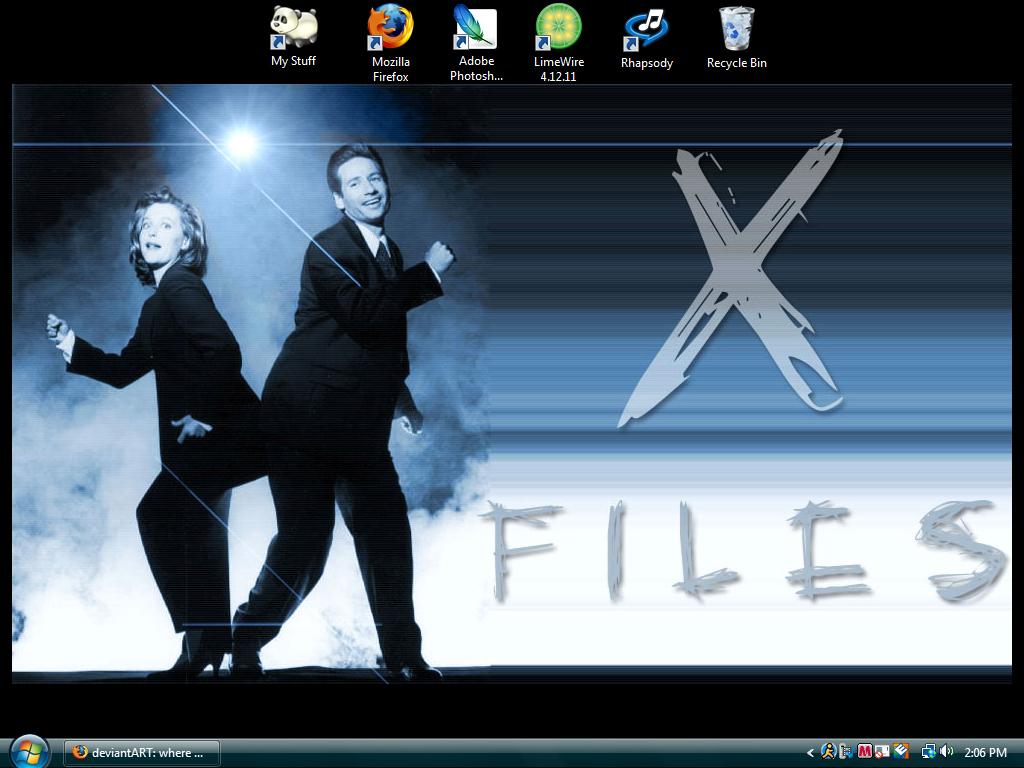My Current Desktop by Marita-Covarrubias