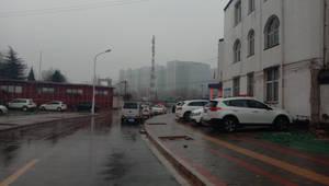 rainy city 1