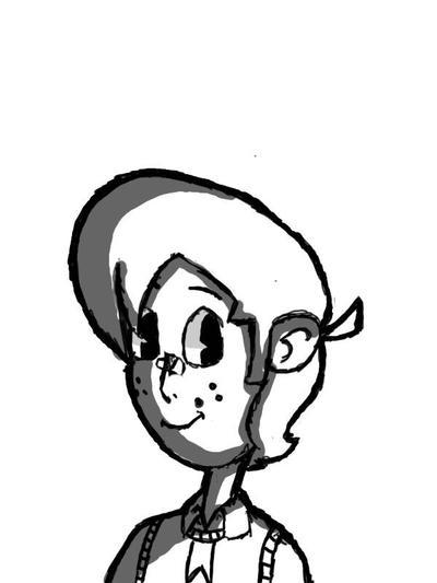 doodle by RetroDoodleZ