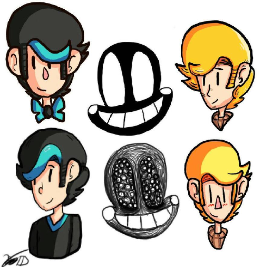 Doodles by RetroDoodleZ