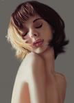GIRL PORTRAIT-