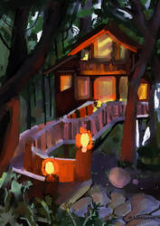 Study of an environment- by Alexianeee