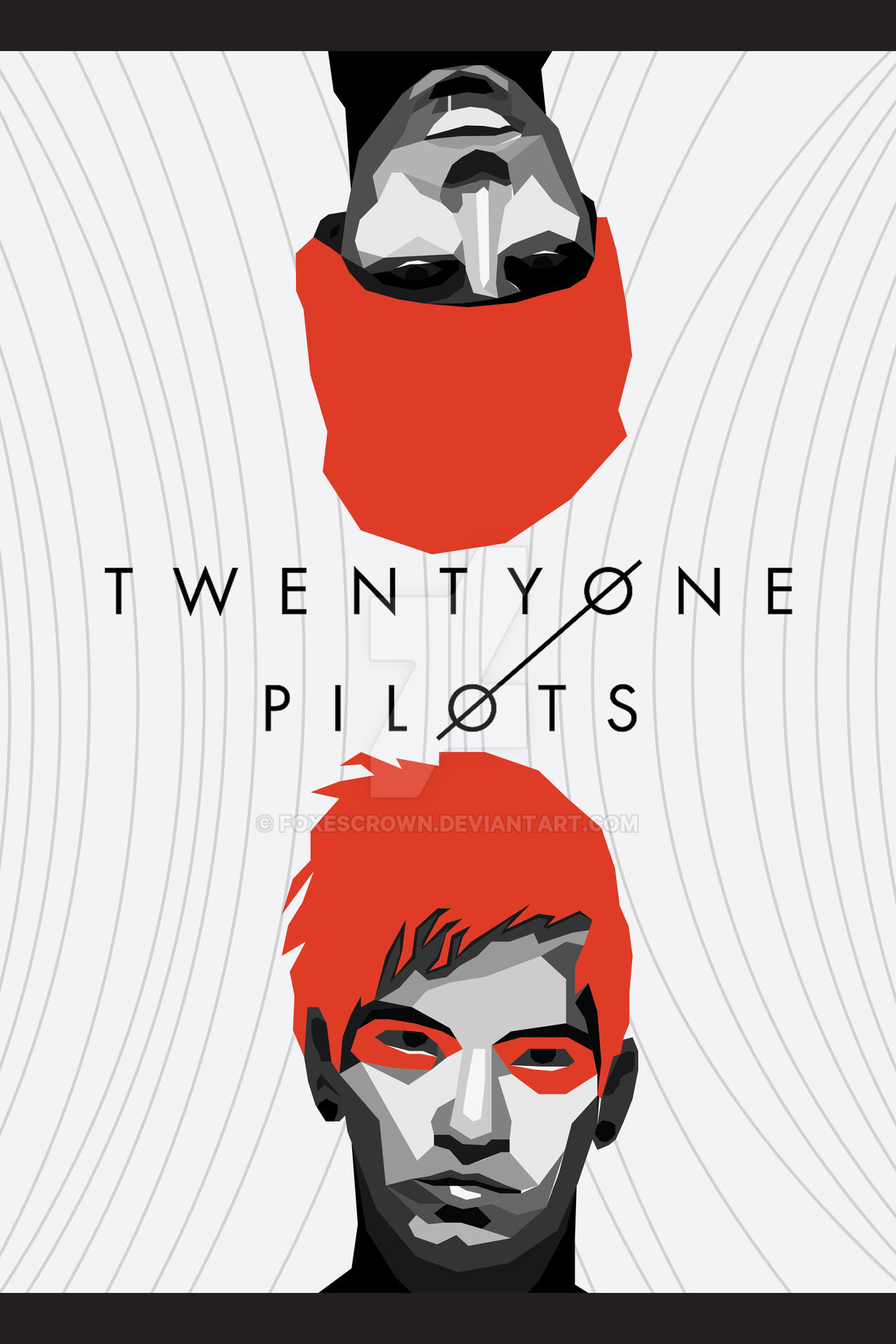 Fantastic wenty One Pilots Iphone Wallpaper - twenty_one_pilots_by_foxescrown-da71hf2  Snapshot_834017 .jpg