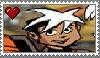Zak Saturday Stamp by Shadow-Bird64