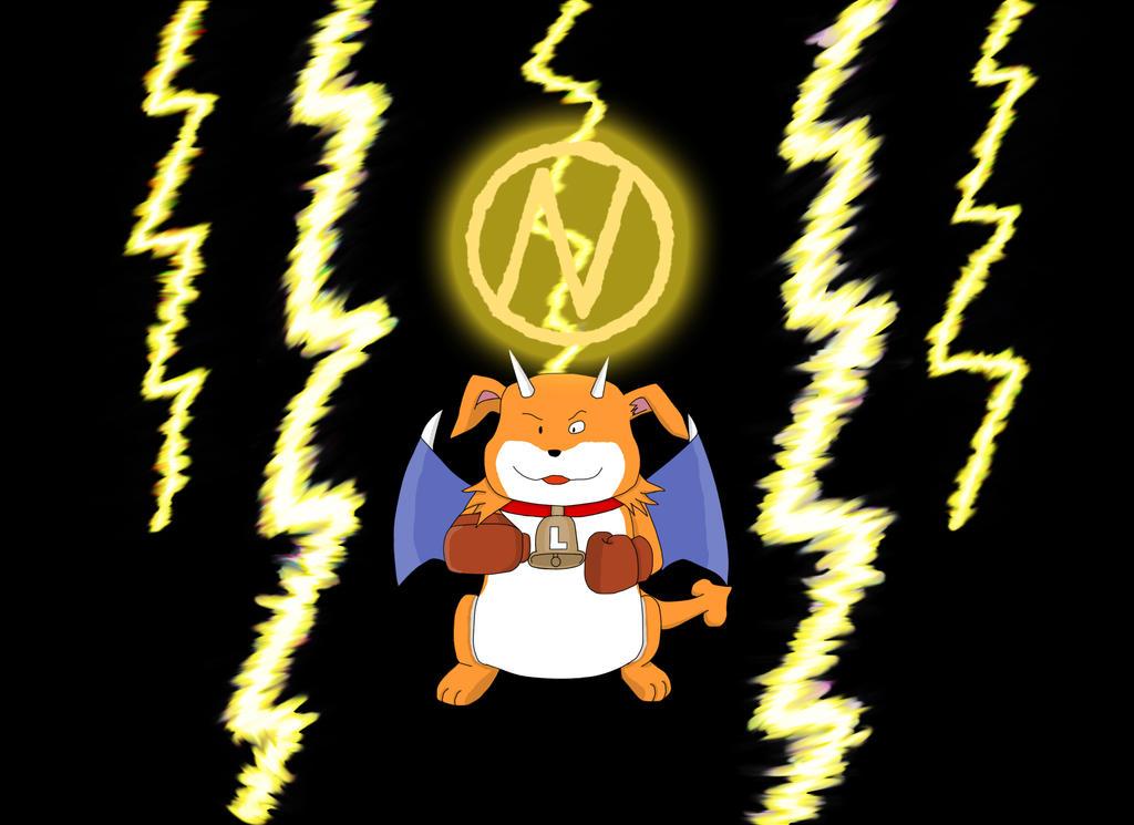 Giga Lightning by BlueRazorMane