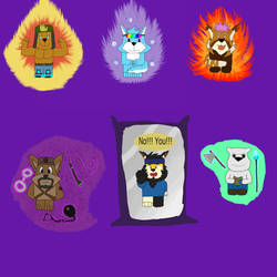 Power Totems