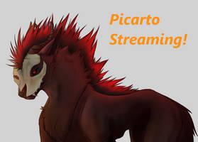 Picarto Streaming OFFLINE