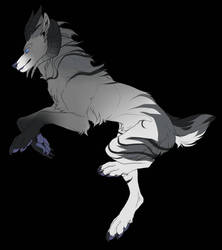 Nameless adopt by kingdomwolf13