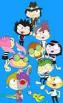 Poptropica: villains