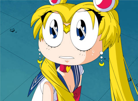 Sailor Moon in Poptropica