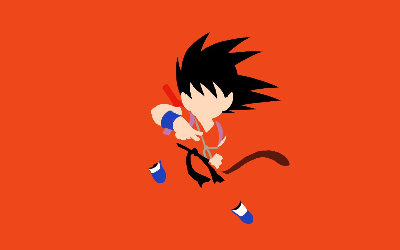 Wall Sticker Images Kid Goku Ver 2 Dragon Ball Z By Uzumakiash On Deviantart