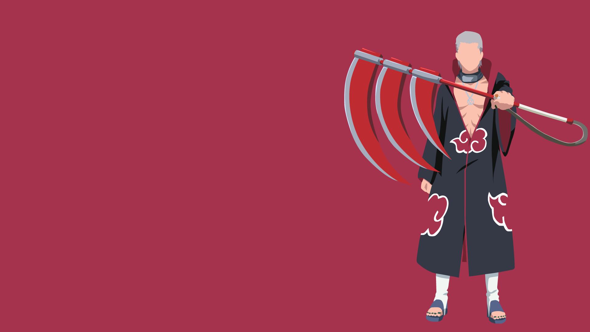 Must see Wallpaper Naruto Akatsuki - hidan___akatsuki___naruto_shippuden_by_uzumakiash-d9l9opf  HD_70210.png