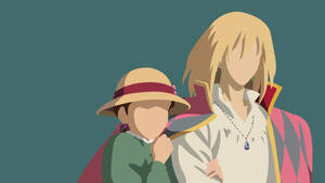 Howl and Sophie | Howl's Moving Castle
