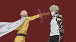 Saitama and Genos | One Punch Man