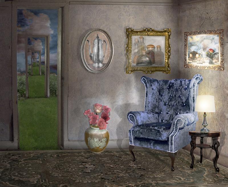 Dimly Lit Room by eli-lili