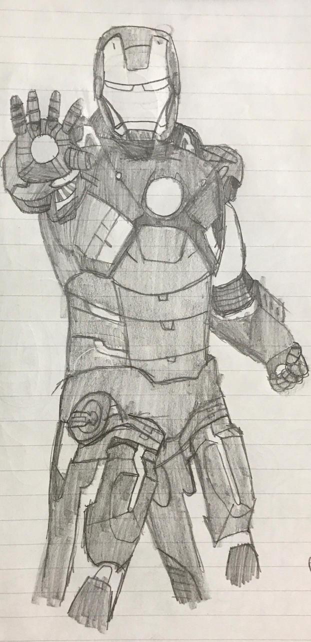 Ironman by kakeru30
