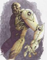 Robot arm guy