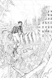Destroyed city by RyanOttley