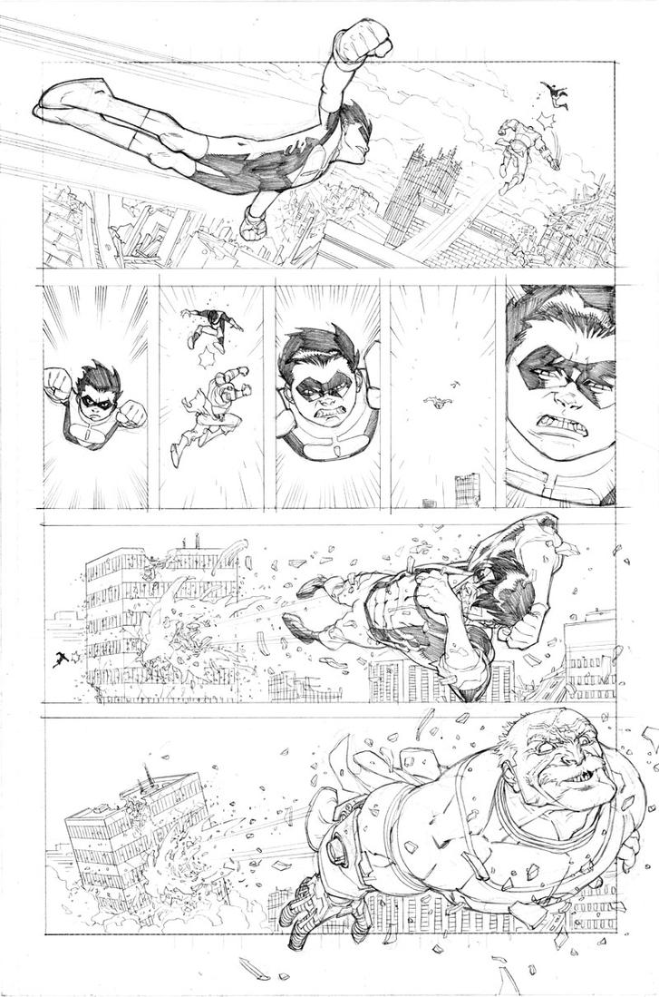 Invincible 62 page 14 by RyanOttley