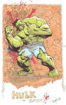 Hulk vs Spidey FIGHT