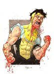 Another beat-up Invincible