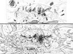 Haunt 4 page 10-11 spread