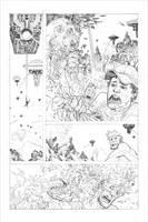 Walking dead 75 page 4 by RyanOttley