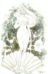 Seattle con Atom Eve sketch