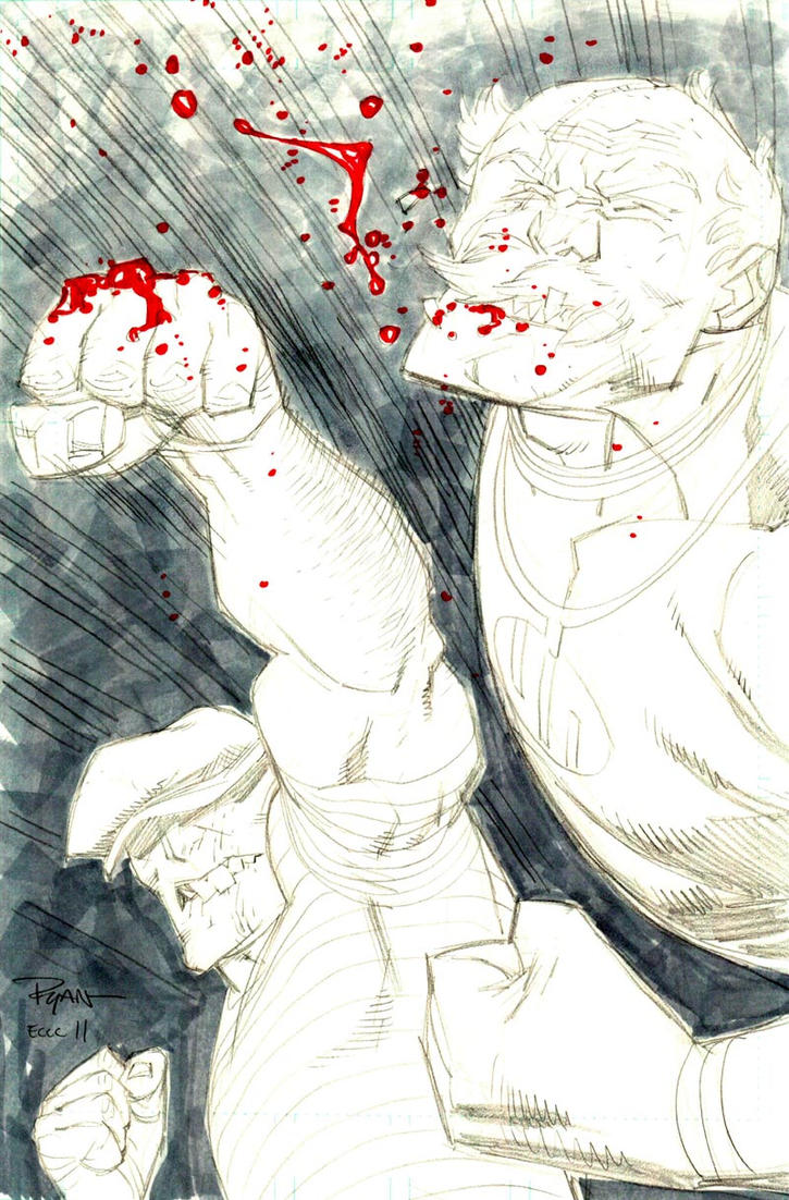 Seattle con Goon vs Conquest by RyanOttley