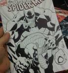 Venom breaks poor Spidey