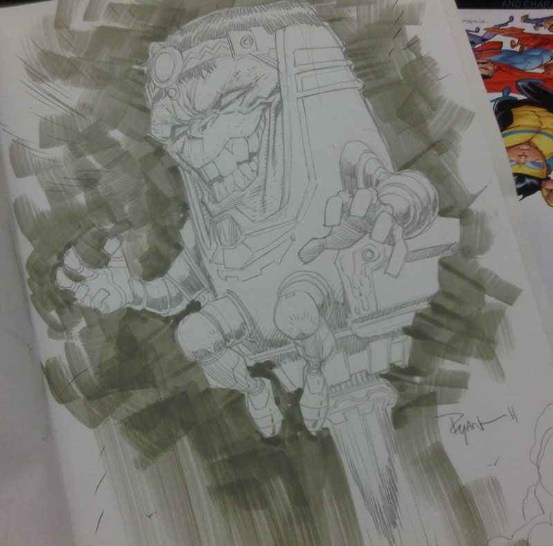 Modok by RyanOttley