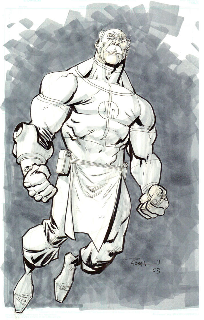 Conquest commission by RyanOttley