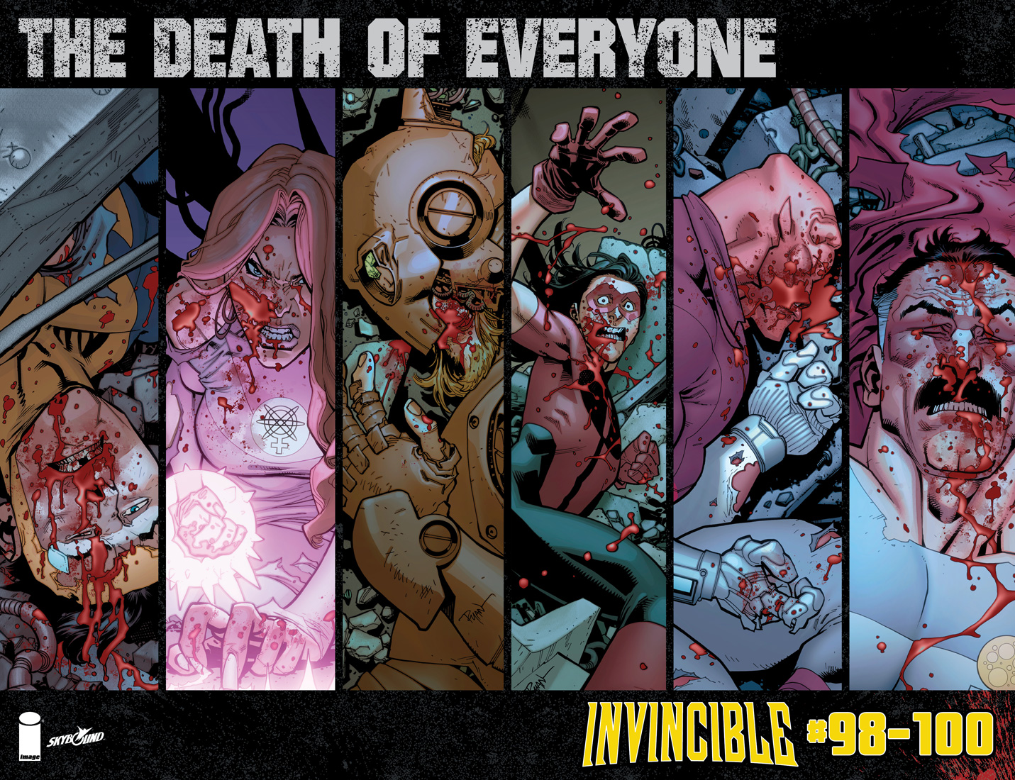The death of everyone by RyanOttley
