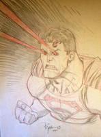 Superman ECCC13 by RyanOttley