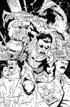 INVINCIBLE TPB 18 inks