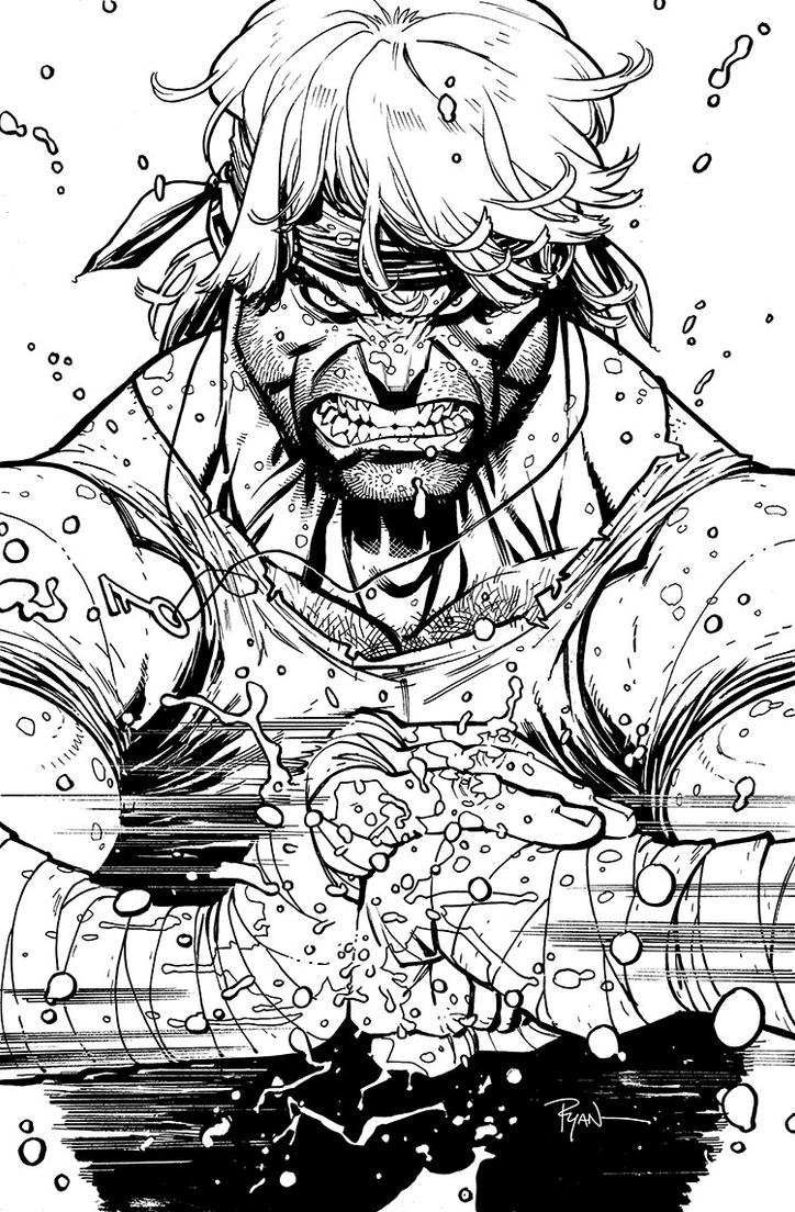 Burn The Orphange cover by RyanOttley