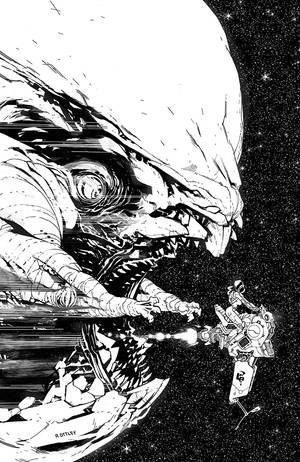 A little Death Grub for you by RyanOttley