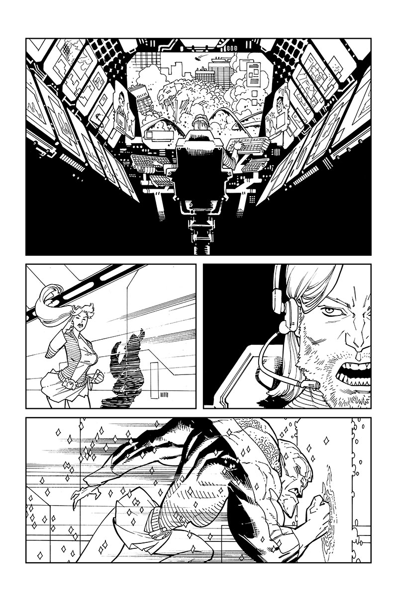 Page 7 of Invincible 107 by RyanOttley