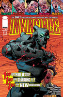 INVINCIBLE 111 cvr by RyanOttley