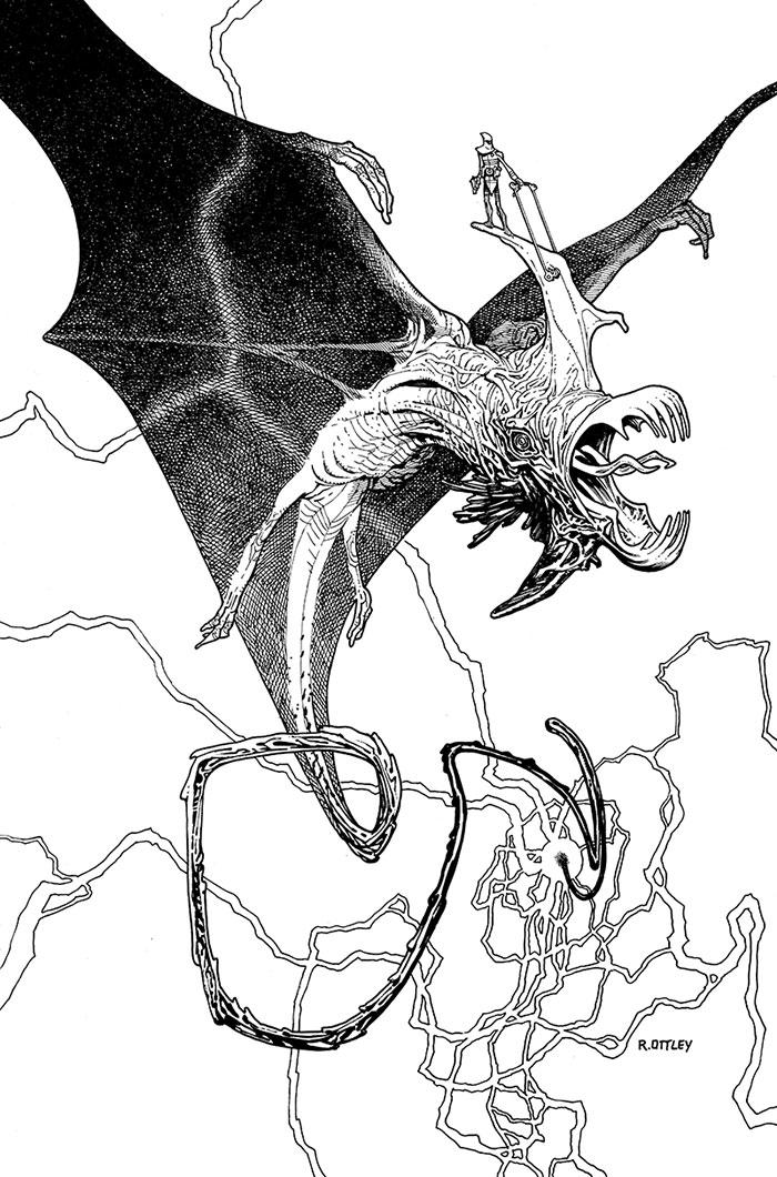 The Lightning Beast by RyanOttley