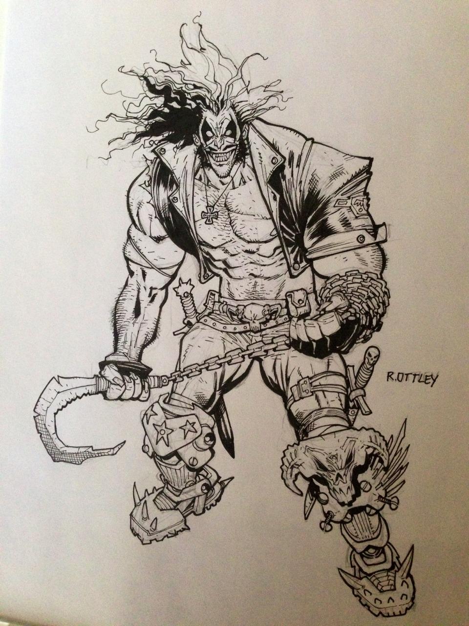 Lobo by RyanOttley