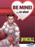 Happy Valentines from Annissa by RyanOttley
