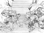 Thragg vs Battle Beast