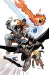 New JLA cover