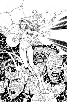 INVINCIBLE136 cover