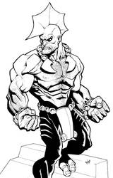 Savage Dragon by RyanOttley