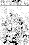 Cover to Invincible 35