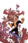 Invincible 40 cover