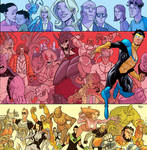 Invincible volume 3 hard cover